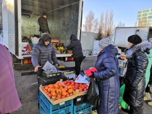 Минсельхоз планирует решить вопрос о дефиците плодоовощной продукции на Дальнем Востоке